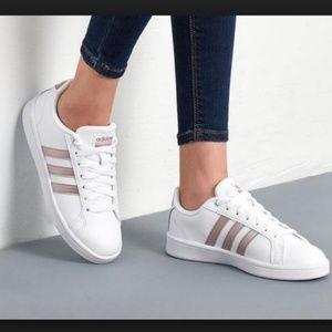 Adidas Cloudfoam Advantage Stripe Women's Shoes